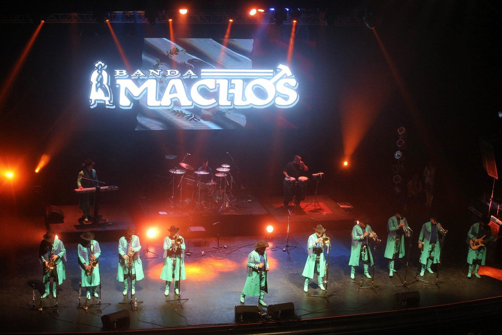 Concierto Banda Machos